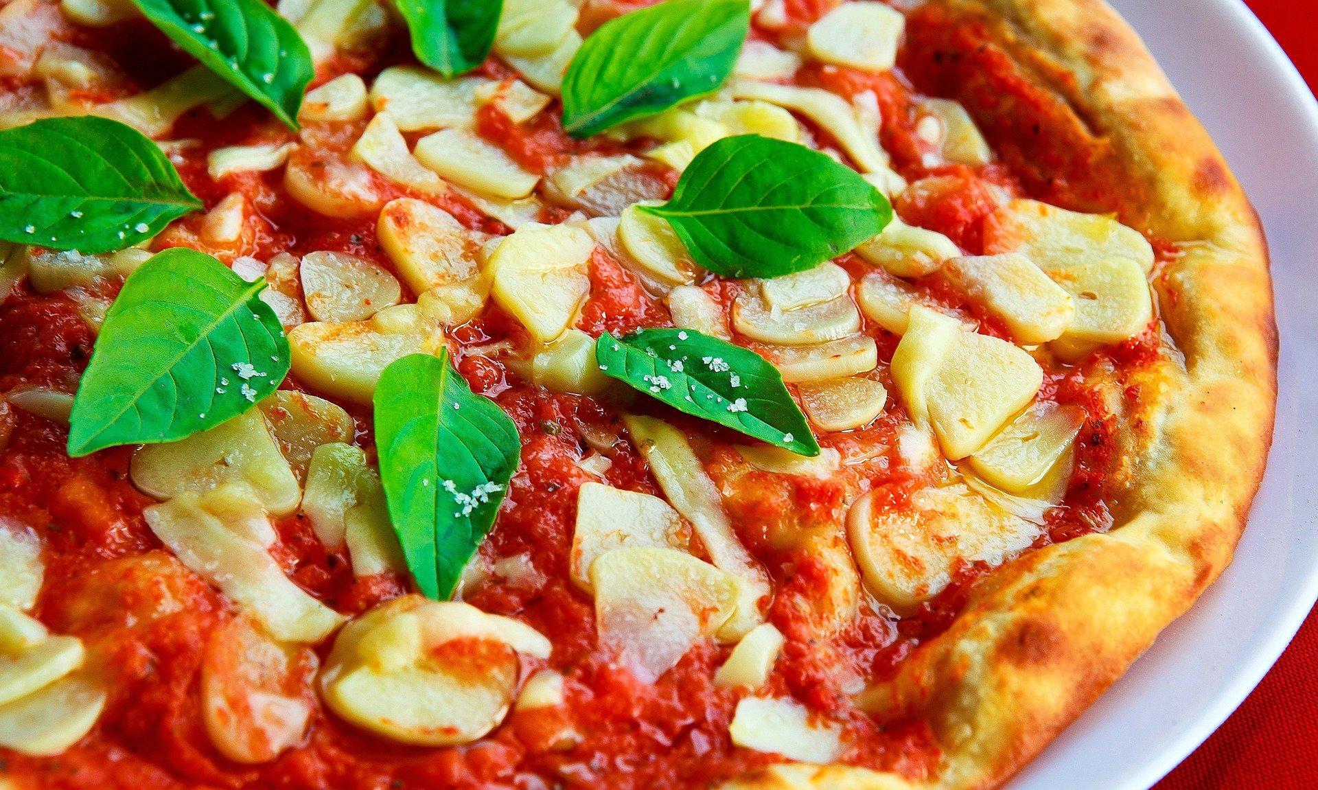 Pizza Holz